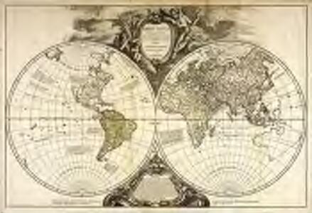 Orbis vetus in utrâque continente
