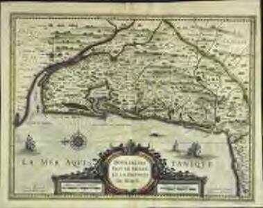 Bovrdelois, pays de Medoc, et la prevoste de Born