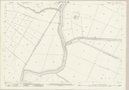 Yorkshire CXCVI.9 (includes: Leconfield; Leven; Lockington; Tickton) - 25 Inch Map