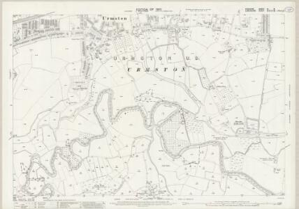 Cheshire IX.6 (includes: Sale; Stretford; Urmston) - 25 Inch Map