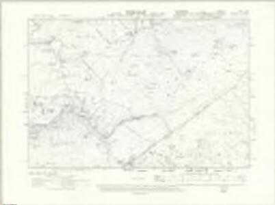 Lancashire LVII.SW - OS Six-Inch Map