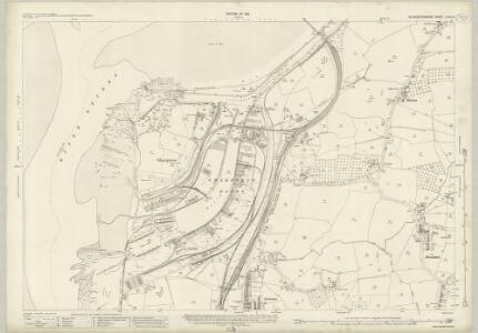 Gloucestershire XLVII.8 (includes: Hamfallow; Hinton; Lydney) - 25 Inch Map