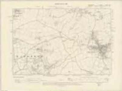 Devonshire XLVIIIa.SW - OS Six-Inch Map
