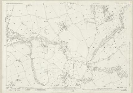 Shropshire LXVII.10 (includes: Alveley; Quatt Malvern; Romsley) - 25 Inch Map