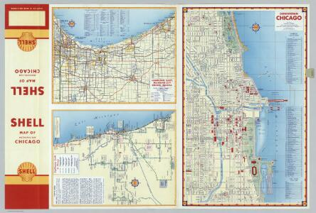 Downtown Chicago.  Hammond, Gary, Michigan City Region, Indiana.  Sightseeing Guide to Chicago.