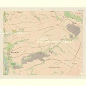 Klösterle (Klassterec) - c3130-1-006 - Kaiserpflichtexemplar der Landkarten des stabilen Katasters