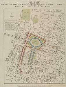IMPROVEMENTS PROPOSED BY THE HON. CORPORATION OF LONDON BETWEEN THE ROYAL EXCHANGE AND FINSBURY SQUARE