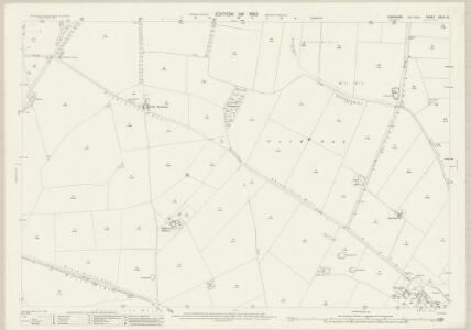 Yorkshire CXLV.13 (includes: Harpham; Kilham; Nafferton) - 25 Inch Map