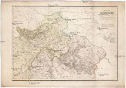 Spezial-Karte vom HIMALAYA in KUMAON, GURHWAL, SIRMUR &C. &C