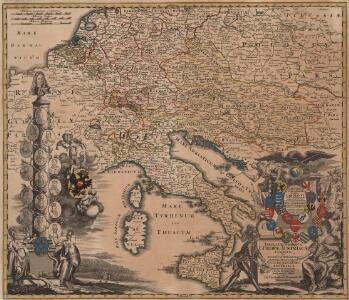 Tabula Geographica Europae Austriacae Generalis