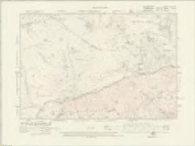 Westmorland XXV.SW - OS Six-Inch Map