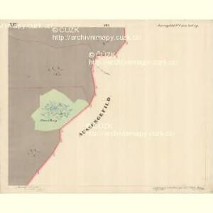 Innergefild - c2191-1-014 - Kaiserpflichtexemplar der Landkarten des stabilen Katasters
