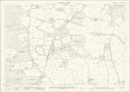 Sussex XI.10 (includes: Lurgashall) - 25 Inch Map