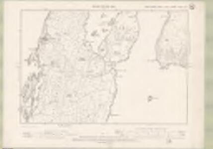 Argyll and Bute Sheet CXXIX.NE - OS 6 Inch map