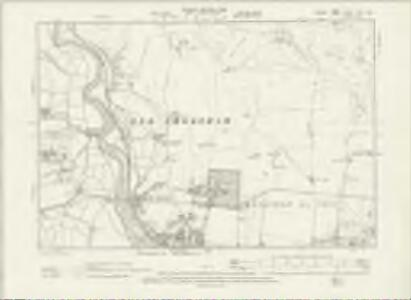 Sussex LXV.NW - OS Six-Inch Map