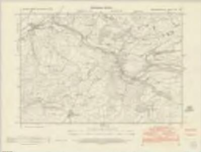 Montgomeryshire XXVI.NE - OS Six-Inch Map