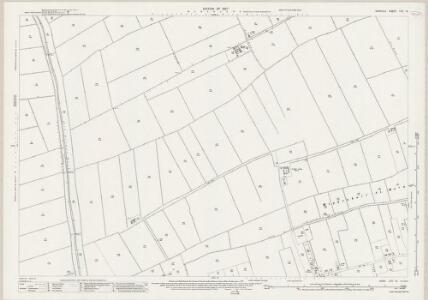 Norfolk LVI.12 (includes: Marshland St James; Stow Bardolph; Wiggenhall St Mary Magdalen) - 25 Inch Map
