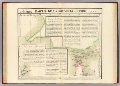 Partie, Nouvelle Guinee. Oceanique no. 30.