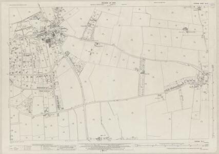Durham VIII.2 (includes: Boldon) - 25 Inch Map