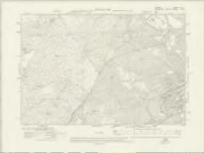 Surrey IX.SE - OS Six-Inch Map