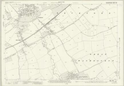 Gloucestershire XIII.5 (includes: Beckford; Conderton; Dumbleton) - 25 Inch Map