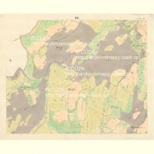 Stittna - m3061-1-006 - Kaiserpflichtexemplar der Landkarten des stabilen Katasters
