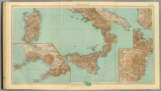 27-29. Italia sud.