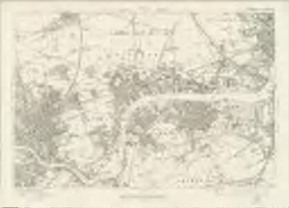 Durham III - OS Six-Inch Map