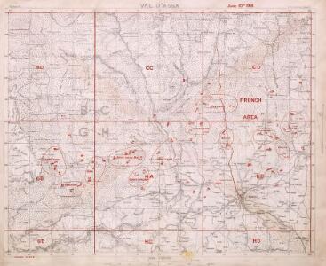 Val D'Assa, Italy: June 10th 1918