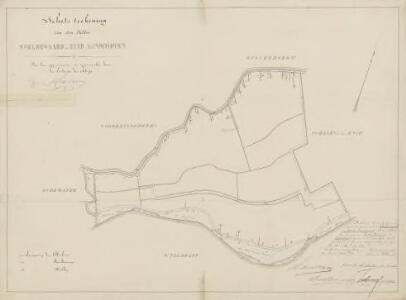 Waterschap Snelrewaard, Zuid-Linschoten, Schagen en de Engh, gemeente Linschoten, Snelrewaard, Montfoort (U.) en Oudewater.
