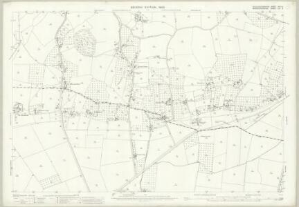 Gloucestershire XVIII.2 (includes: Chaceley; Corse; Eldersfield; Tirley) - 25 Inch Map