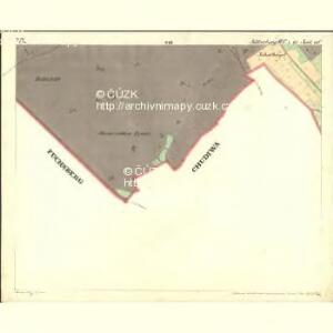 Silberberg - c5515-1-006 - Kaiserpflichtexemplar der Landkarten des stabilen Katasters