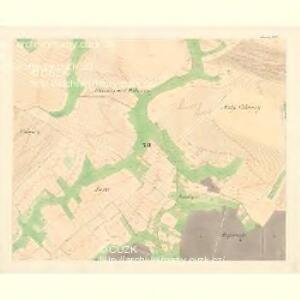 Mutienitz - m1904-1-010 - Kaiserpflichtexemplar der Landkarten des stabilen Katasters