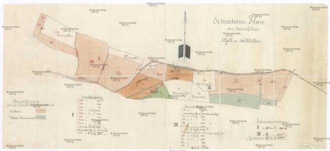 Situatuations-Plan der Heidefelder
