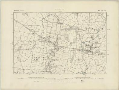 Worcestershire XXX.SE - OS Six-Inch Map