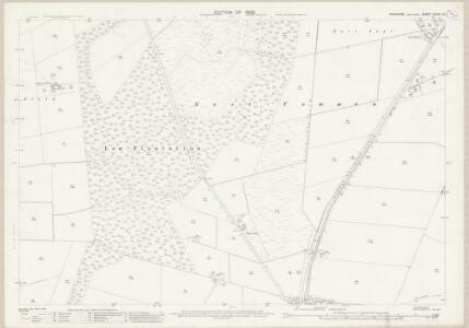 Yorkshire CCVIII.12 (includes: Holme Upon Spalding Moor; South Cliffe) - 25 Inch Map