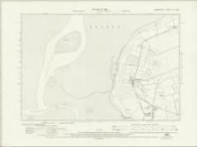 Cumberland XIV.SW - OS Six-Inch Map