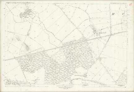 Staffordshire L.8 (includes: Hatherton; Huntington; Penkridge) - 25 Inch Map