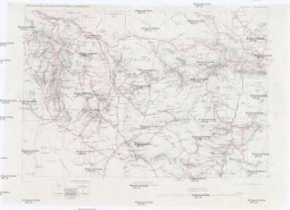 Contribution a la carte des Pyrénées espagnoles
