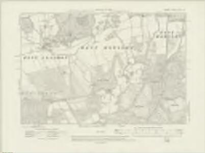 Surrey XXIV.SE - OS Six-Inch Map