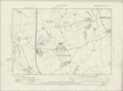 Bedfordshire XXIX.NE - OS Six-Inch Map