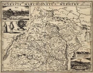 Moravia Marchionatus =