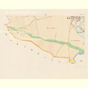 Krtt (Krta) - c3583-1-003 - Kaiserpflichtexemplar der Landkarten des stabilen Katasters