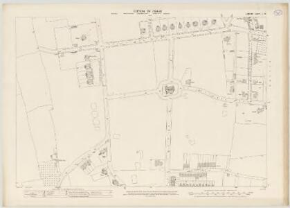 London V.59 - OS London Town Plan