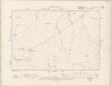 Perth and Clackmannan Sheet CXXVI.SE - OS 6 Inch map