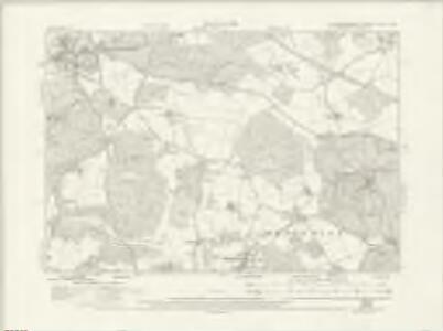 Buckinghamshire XLVIII.SW - OS Six-Inch Map