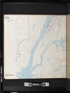 Manhattan Topography