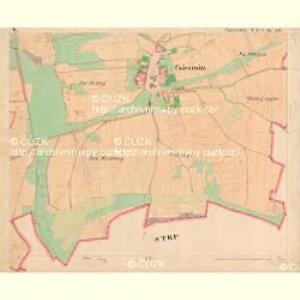 Cziczienitz - c1005-1-005 - Kaiserpflichtexemplar der Landkarten des stabilen Katasters