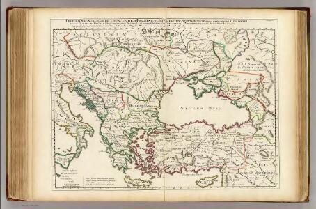 Imperii Orientalis et Circumjacentium Regionum.