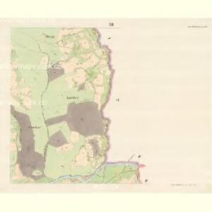 Neu Hrosenkau (Nowi Heasenkow) - m2073-1-012 - Kaiserpflichtexemplar der Landkarten des stabilen Katasters
